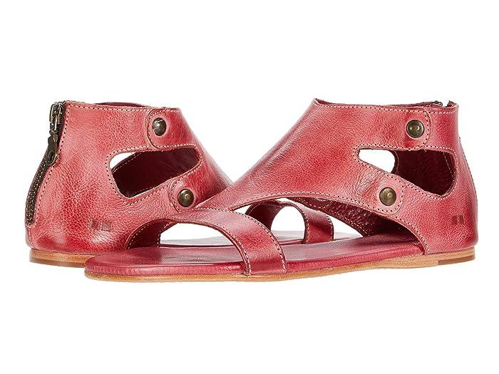Bed Stu  Soto (Flamingo Rustic) Womens Sandals