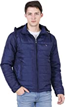 Forest Club | Light Weight | Casual Wear | Quilted Jackets | Winter Jackets for Men | Hood Removable |