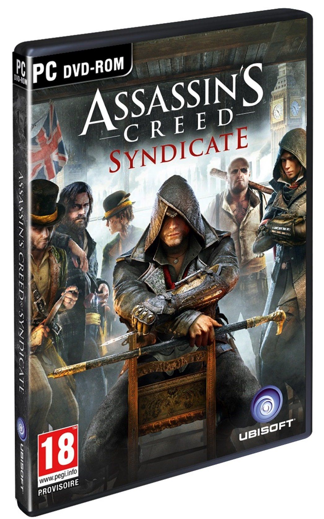 Assassins Creed: Syndicate - Edition Spéciale [Importación ...