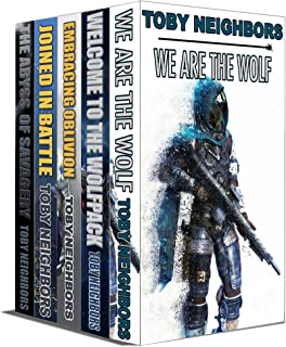 Wolfpack Omnibus: The Complete 5 Book Wolfpack Series