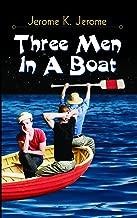 THREE MEN IN A BOAT (CLASS IX)