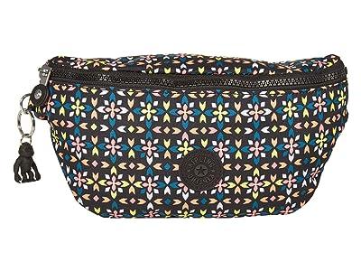 Kipling Fresh Waistpack (Floral Mozzaik) Handbags
