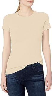 Clementine Apparel Women's Ladies Favorite Fashionable Crew Neck T-Shirt