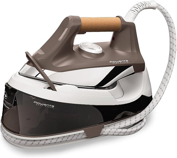 Ferro da stiro generatore di vapore piastra in acciaio inox rowenta vr7260 easy steam VR7260
