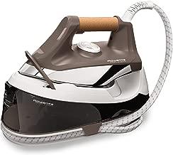Rowenta VR7260F0 Easy Steam - Centro planchado alta presión 5,5 bares, golpe de vapor de 210 g/min,  depósito de 1,2 L, Potencia 2200  W, Modo Eco