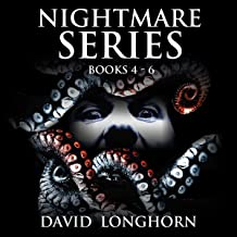 Nightmare Series, Books 4 to 6: Supernatural Suspense with Scary & Horrifying Monsters: Nightmare Series Box Set, Book 2
