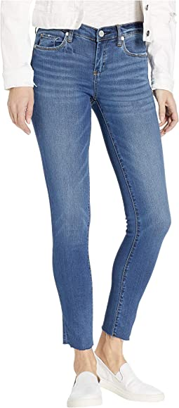 The Reade Crop Denim Skinny in News Worthy