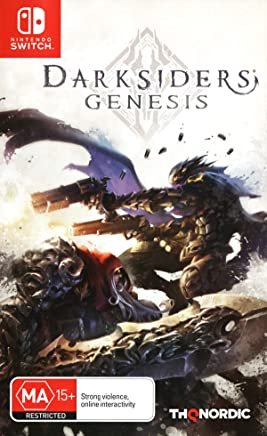 Darksiders: Genesis R2 - Nintendo Switch