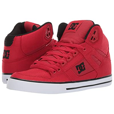 DC Pure High-Top WC TX SE (Red) Men