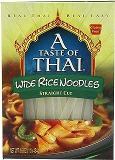 Best wide asian noodles Reviews