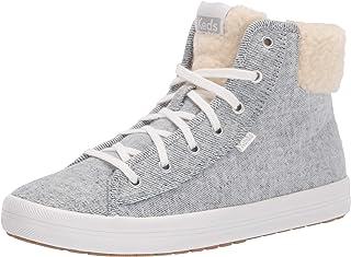 حذاء رياضي نسائي Kickstart HI TRX DEN/SHRL من KED، رمادي، 10