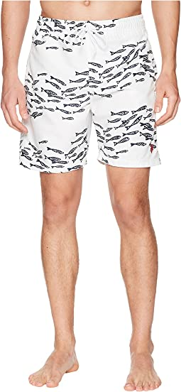 School of Fish Swim Shorts