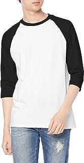 [Gildan] Tシャツ コットン七分袖 ラグランTシャツ 76700