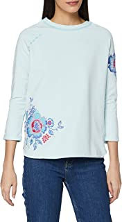 Joe Browns Women's Casual Raglan Sweat Sweatshirt