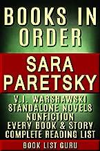 Best sara paretsky books in order Reviews