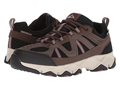 SKECHERS Crossbar (Brown/Black) Men