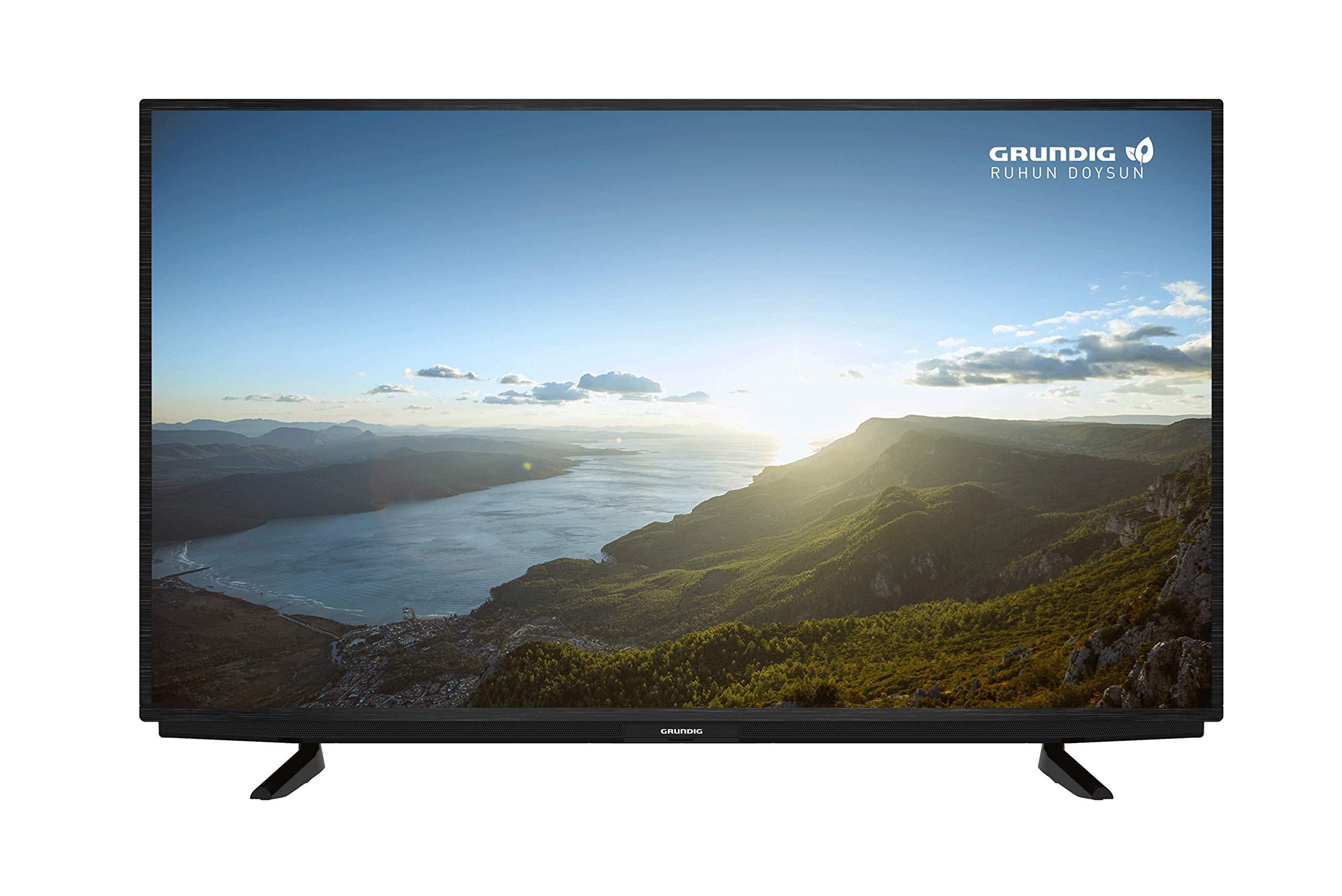 Grundig 50 GEU 7830 B 50'' 127 Ekran Uydu Alıcılı 4K UHD LED TV:  Amazon.com.tr