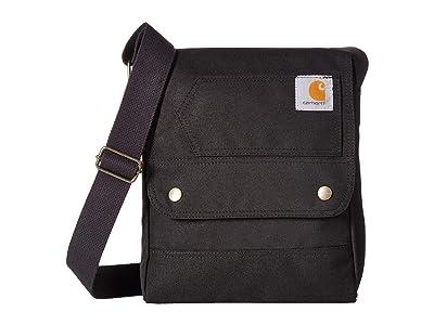 Carhartt Legacy Crossbody Bag (Black) Handbags