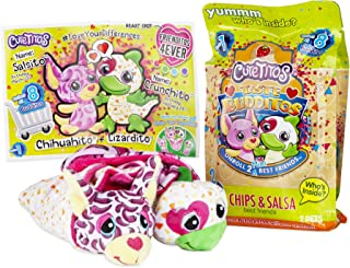 Cutetitos Taste Budditos Chips & Salsa - 2 Collectible Plush Mini Animals - Ages 3+ - Series 1 - Great Gift for Girls and ...