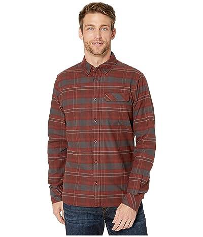 Helly Hansen Classic Check Long Sleeve Shirt (Andorra Plain) Men
