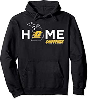 Central Michigan Chippewas Home State Hoodie - Apparel
