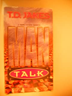 Man Talk: Finally...Honest Answers to Questions Men Are Too Scared to Ask! [VHS]
