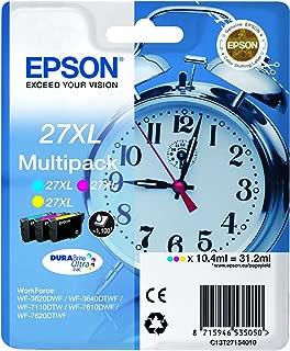 Best epson 27xl ink cartridges Reviews