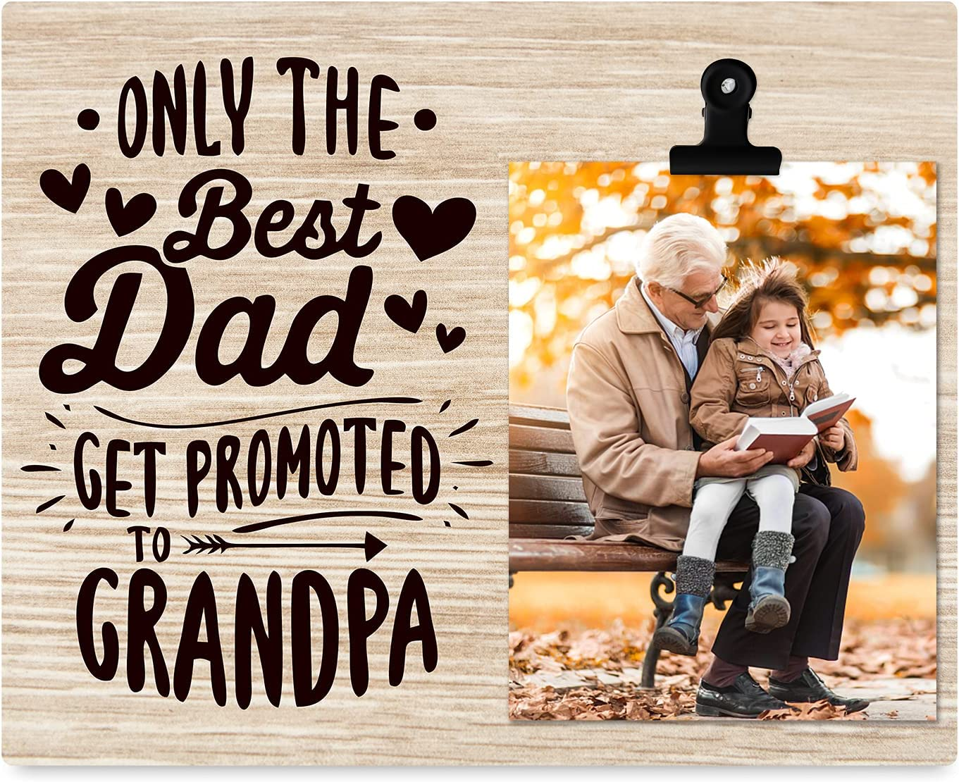 Grandpa Picture Frames List price Only The Max 59% OFF Best to Get Grandp Promoted Dad