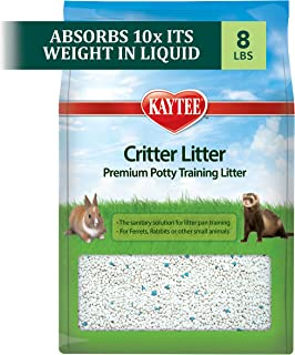 Best Kaytee Small Animal Critter Litter, 8-Pound Review