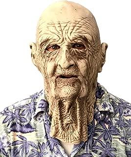 Zagone Studios Dead Guy (Wrinkly Skinned Old Man) Mask