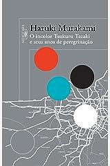 O incolor Tsukuru Tazaki e seus anos de peregrinação eBook Kindle