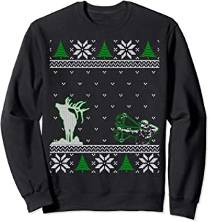Best bow hunting ugly christmas sweater Reviews