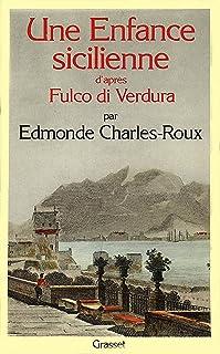 Une enfance sicilienne (Littérature) (French Edition)