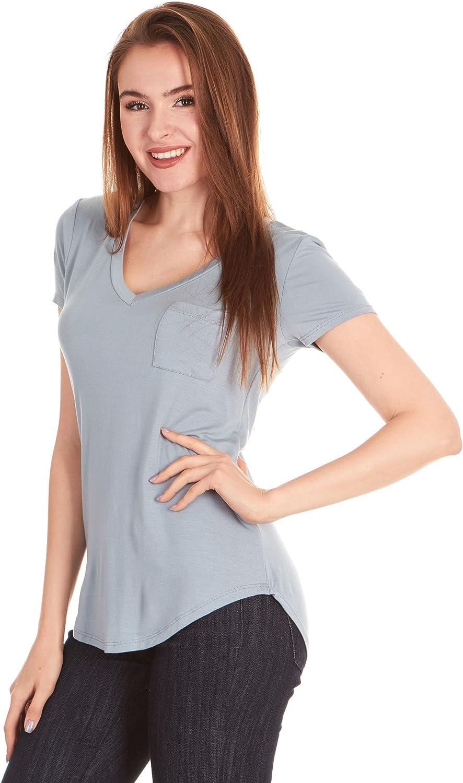 Short Sleeve Shirts for Women Basic Casual Tops for Women Hot T Shirts for Women