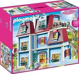 Playmobil - Casa de Muñecas Set Juguetes Multicolor 70205