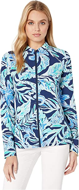 High Tide Navy Ready Set Gecko Luxletic