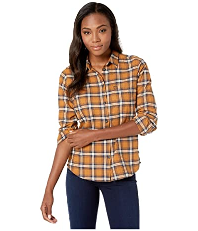Fjallraven Ovik Flannel Shirt (Acorn) Women