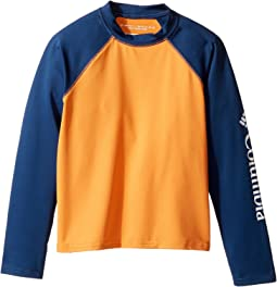 Columbia Kids - Mini Breaker™ Long Sleeve Rashguard (Little Kids/Big Kids)