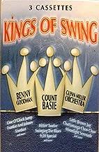 Kings of Swing: Benny Goodman, Count Basie, Glenn Miller Orchestra (3 Cassettes)