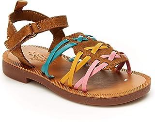 Unisex-Child Saffron Sandal
