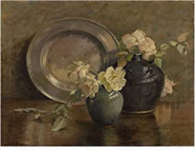 Trademark Fine Art A A Study in Greys by Mary Hiester Reid, 14x19, Multiple