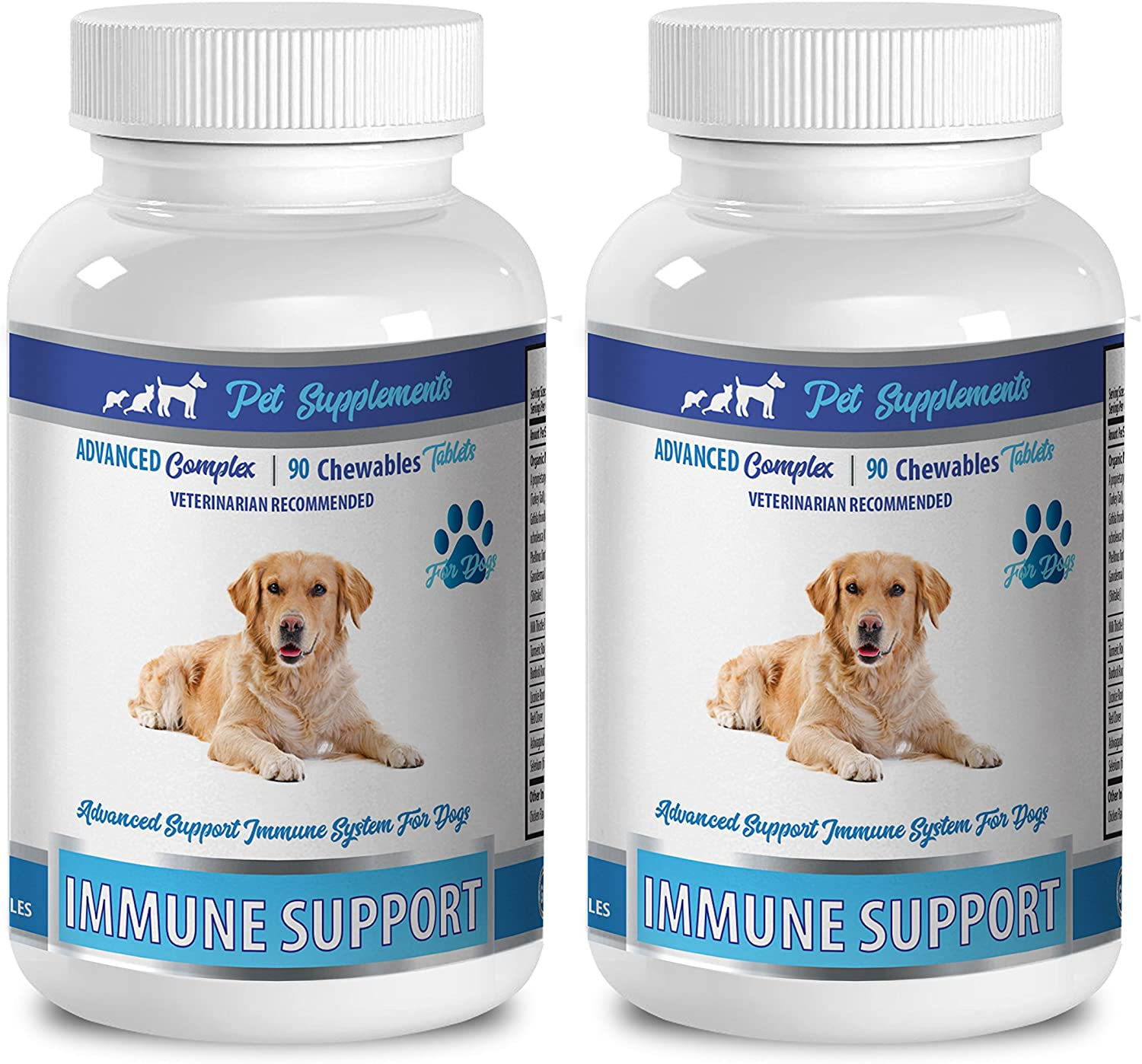 Dog Immune Health - Daily bargain sale Advanced Al sold out. CHEWABLE System Support
