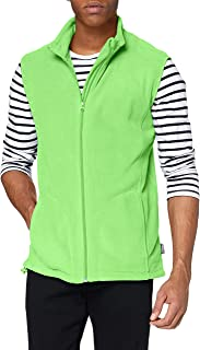 Stedman Apparel Men's Active Fleece/ST5010 Sleeveless Sweatshirt