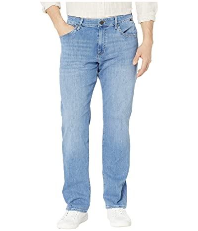 Mavi Jeans Matt Mid-Rise Relaxed Straight Leg in Light Portland (Light Portland) Men