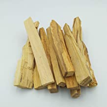 ERIKORD Palo Santo Wood Sticks from Peru Incense Stick Natural, Purifying, Cleansing, Healing, Meditation (Pack of 12)
