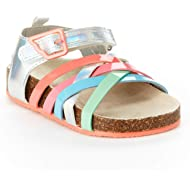 OshKosh B'Gosh Kids Clover Girl's Strappy Summer Sandal