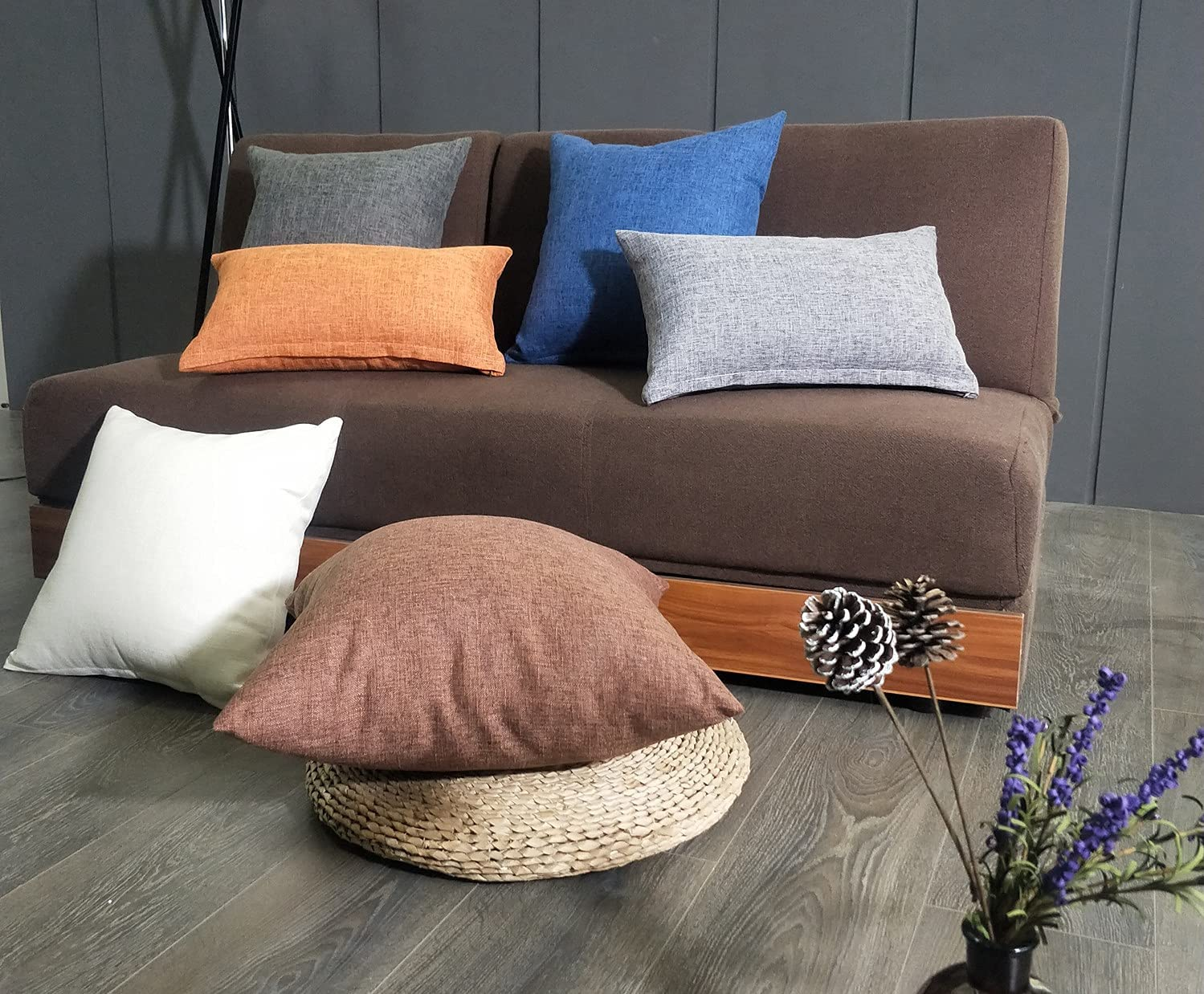 Sincere Matching Lumbar Pillow Rectangular Limited price sale Recommended Pillows Custom for S