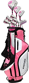Precise M5 Ladies Womens Complete Golf Clubs Set