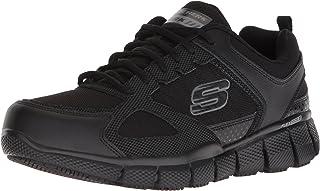 SKECHERS Work Men's Telfin-Sanphet Industrial Shoe
