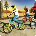 Bmx Bicycle Rider Grand Tricky Stunts Racing Game